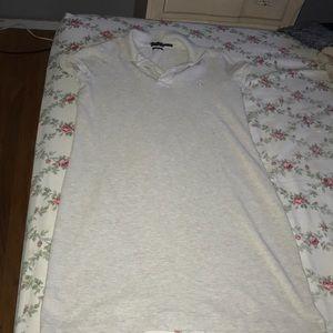 """""""The mesh mini"""" Polo mini dress"""